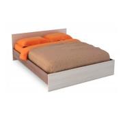 Кровать КР 551 Бася ясень шимо
