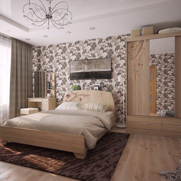 "Модульная спальня ""Виктория-1"""