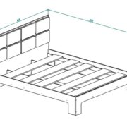 Кровать КР-12 схема