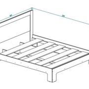 Кровать КР-14 схема