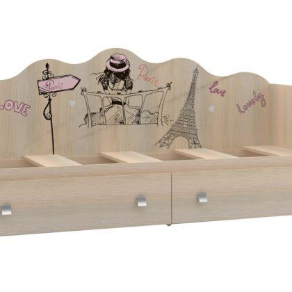 """Кровать с ящиками """"Париж"""" Кр-24"""