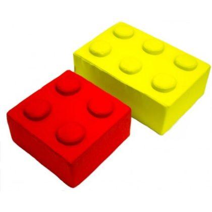 """Пуф малый и большой """"Лего"""""""