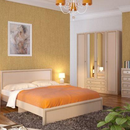 """Модульная спальня """"Беатрис"""" вар.1"""