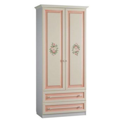 """Шкаф двухстворчатый с ящиками """"Алиса"""""""