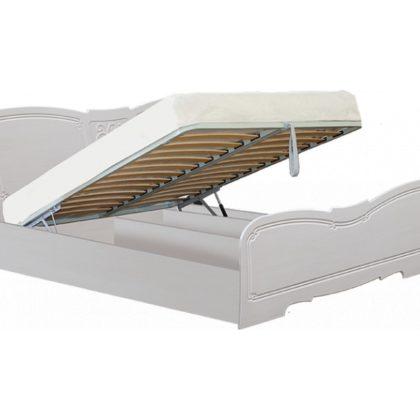 Кровать №1 с подъемным механизмом «Тиффани» 1,6 ммом Тиффани 1,6 м