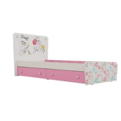 """Кровать с ящиками Кр-32 """"Алиса"""""""