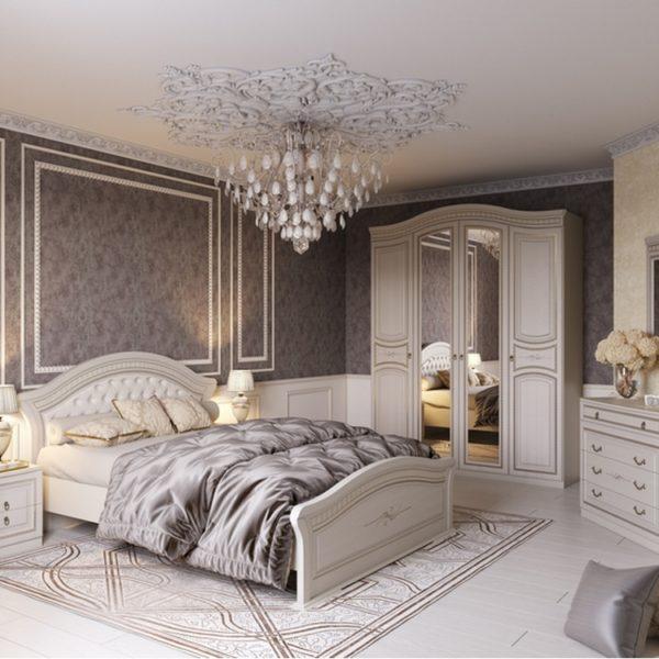 """Модульная спальня """"Николь"""""""