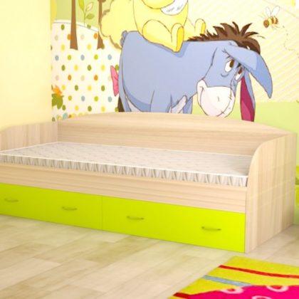 """Кровать детская """"Глобус-1"""""""
