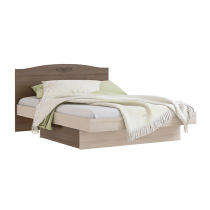 """Кровать двуспальная """"Ванесса"""" 1,4 м"""