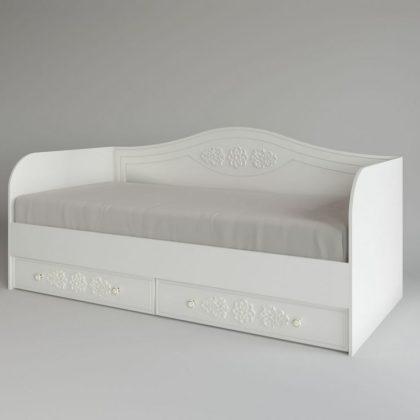 Кровать с ящиками «Kiki» ДКД 2000.1