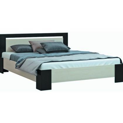 """Кровать двуспальная """"Люсси"""" 1,6 м"""