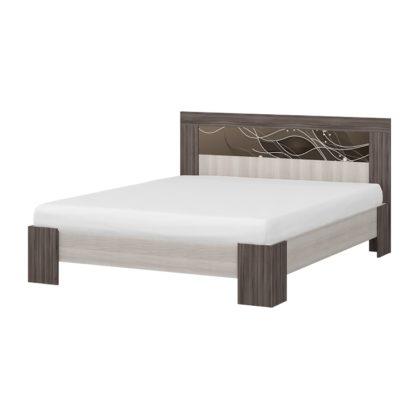"""Кровать двуспальная """"Николь"""" 1,6 м (МС)"""