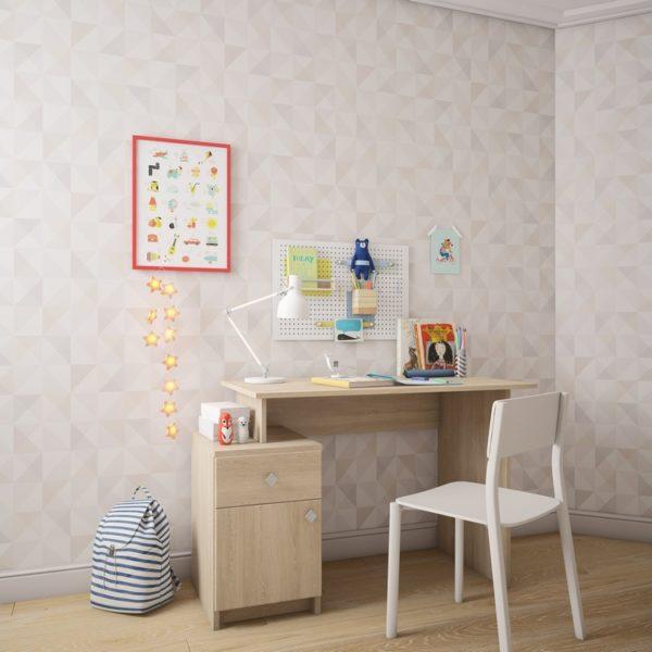 Стол письменный СТ-83 (дуб сонома)