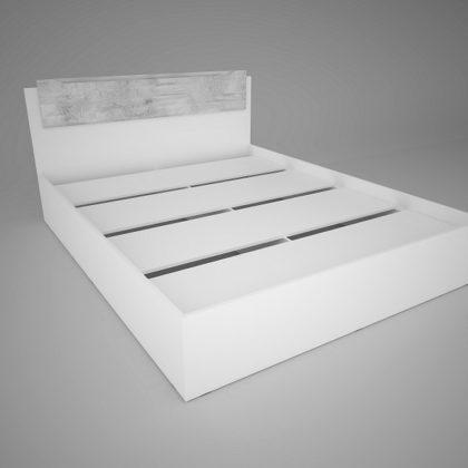 """Кровать """"Сорренто"""" 1,4 м"""