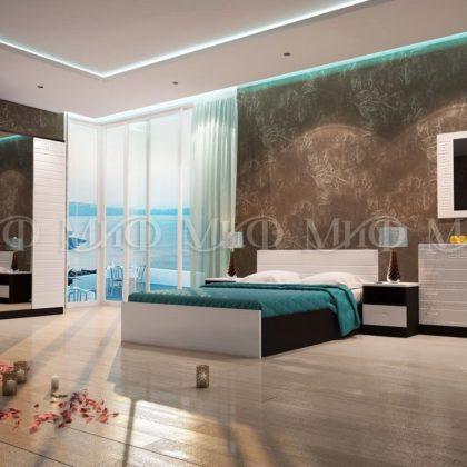 """Модульная спальня """"Афина"""""""