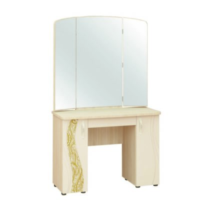 """Туалетный столик с зеркалом """"Соната"""" 98.06"""