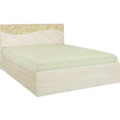 """Кровать двуспальная с подъемным механизмом """"Соната"""" 98.21.1"""