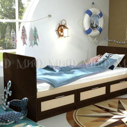 """Кровать детская """"Алекс"""""""