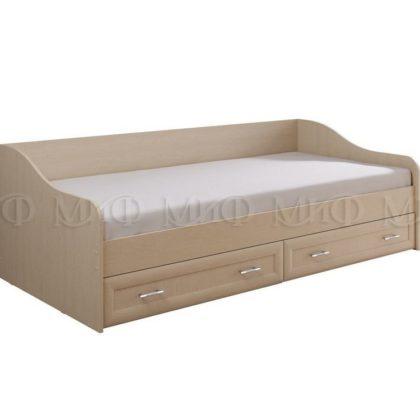 """Кровать детская """"Вега"""" 0,9 м"""