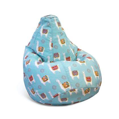 """Кресло-мешок """"Ламы"""""""