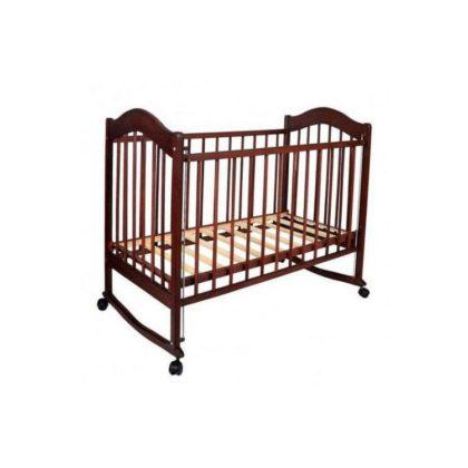 Кроватка детская из дерева арт.400