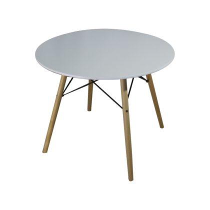 Стол обеденный GH-T 10, белый