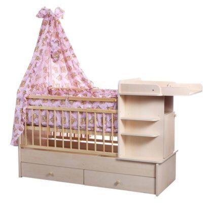 Кровать-трансформер №1
