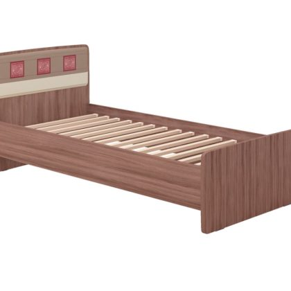 """Кровать односпальная 0,9 м """"Розали"""" 96.04"""