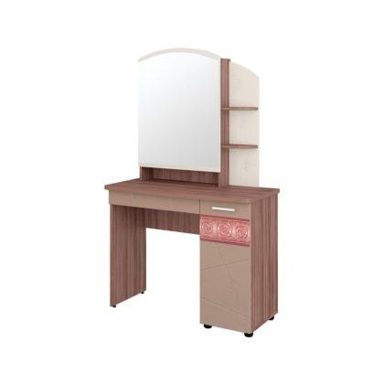 """Туалетный столик с зеркалом """"Розали"""" 96.06"""