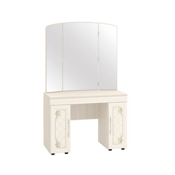 """Туалетный стол с зеркалом """"Версаль"""" 99.06"""