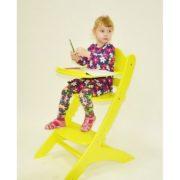 Детский растущий стул «Два кота»