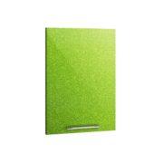 Олива П 200 Шкаф верхний, зеленый металлик