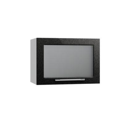 Олива ПГС 500 Шкаф верхний горизонтальный со стеклом