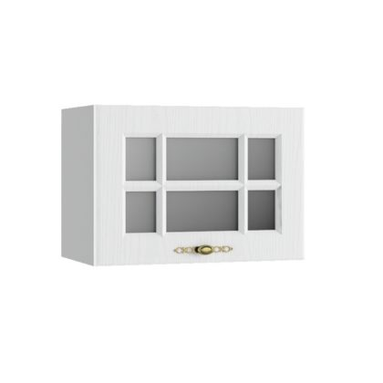 Гранд ВПГС 500 Шкаф верхний горизонтальный со стеклом высокий