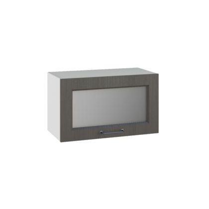 Капри ПГС 600 Шкаф верхний горизонтальный со стеклом