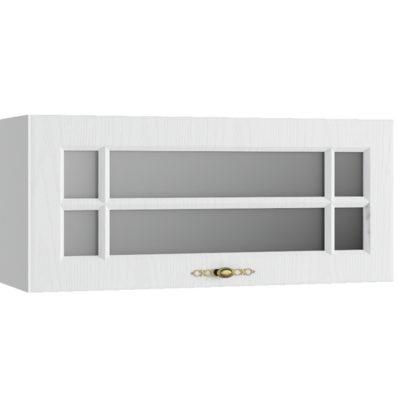 Гранд ВПГС 800 Шкаф верхний горизонтальный со стеклом высокий