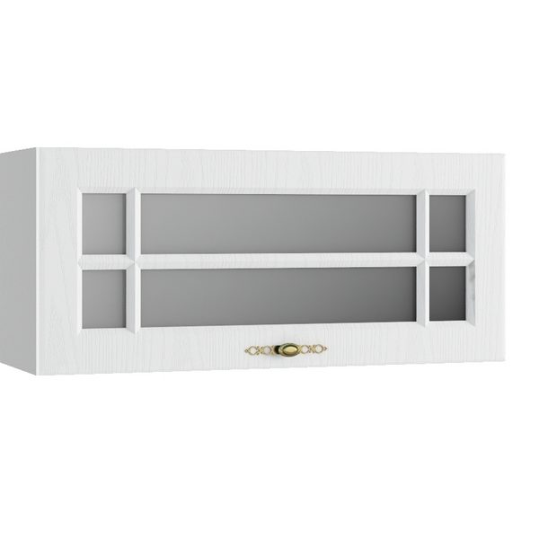 Гранд ПГС 800 Шкаф верхний горизонтальный со стеклом