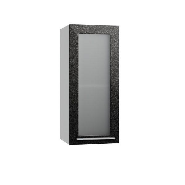 Олива ПС 300 Шкаф верхний со стеклом