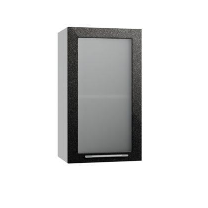 Олива ПС 400 Шкаф верхний со стеклом