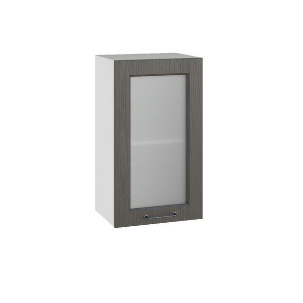 Капри ПС 400 Шкаф верхний со стеклом