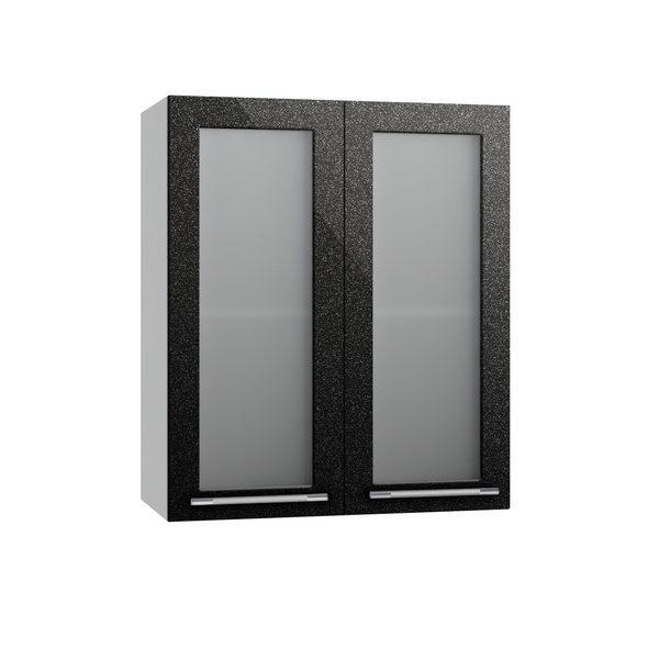 Олива ПС 600 Шкаф верхний со стеклом
