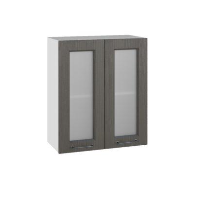 Капри ПС 600 Шкаф верхний со стеклом