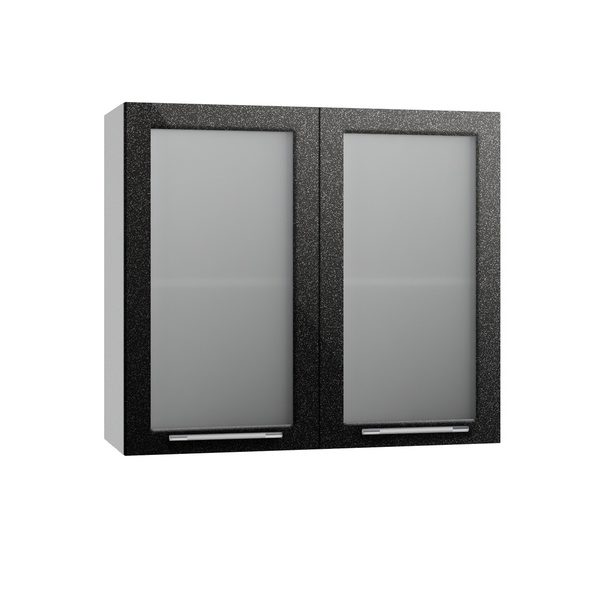 Олива ПС 800 Шкаф верхний со стеклом