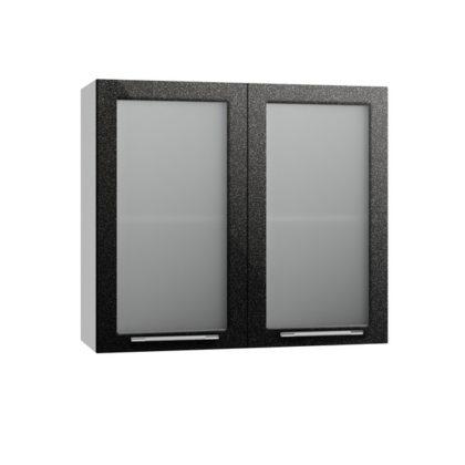 Олива ВПС 800 Шкаф верхний со стеклом высокий