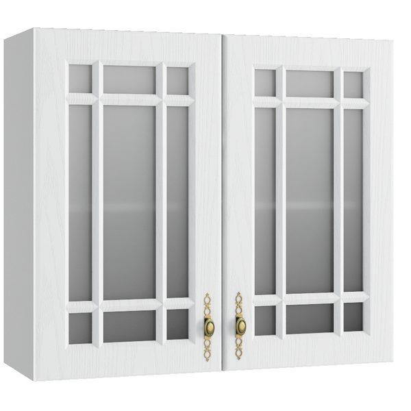 Гранд ПС 800 Шкаф верхний со стеклом