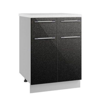 Олива С2Я 600 Шкаф нижний с двумя ящиками