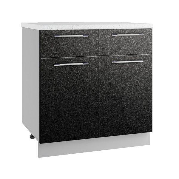 Олива С2Я 800 Шкаф нижний с двумя ящиками