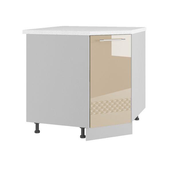Капля СУ 850*850  Шкаф нижний угловой