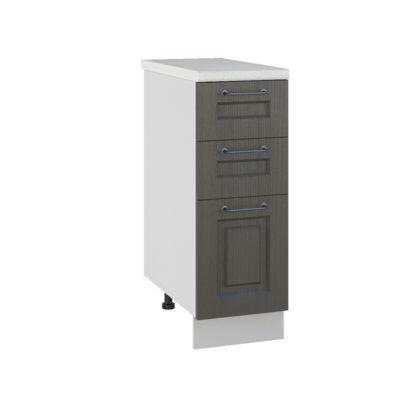 Капри СЯ 300  Шкаф нижний с тремя ящиками