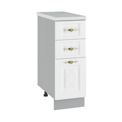 Гранд СЯ 300 Шкаф нижний с тремя ящиками